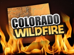 Colo. town evacuated as growing wildfire nears | WBRZ News 2 ...