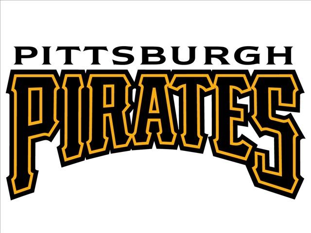 Pirates Baseball Logo Vector