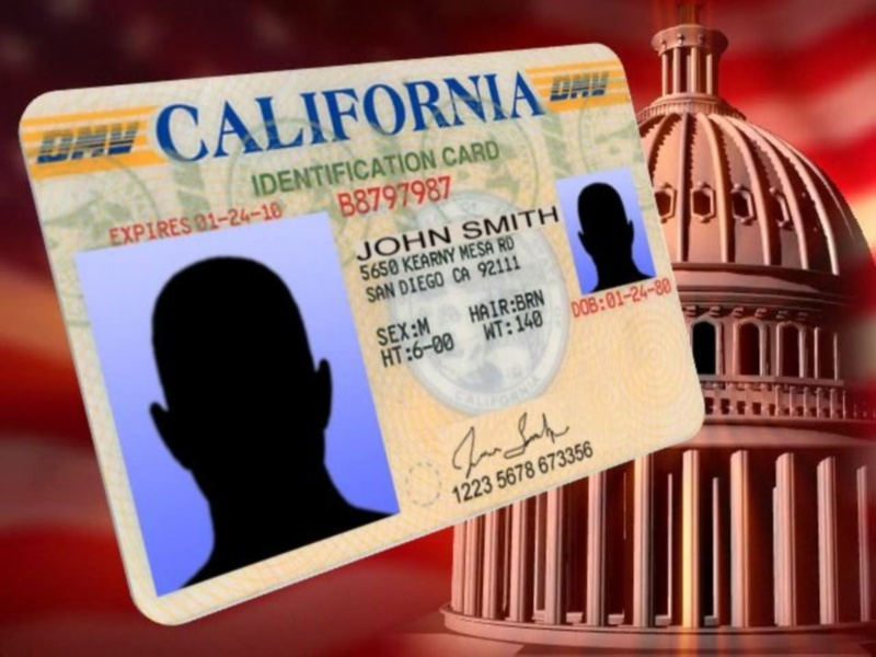California Immigration Law Drivers License