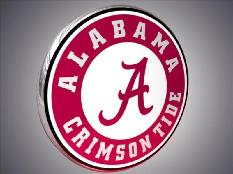 Alabama Football Logo for Pinterest