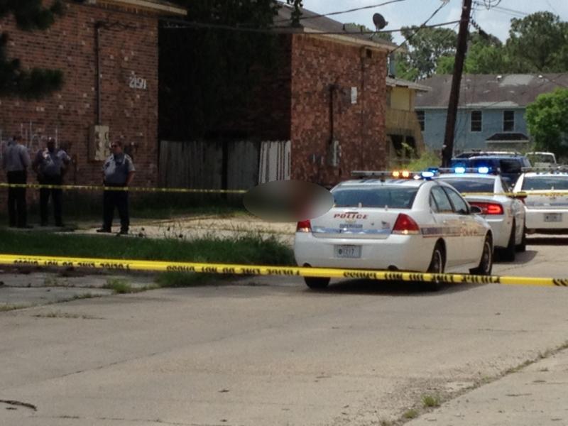 BRPD: Man shot, killed behind business | WBRZ News 2 Louisiana : Baton Rouge, LA |