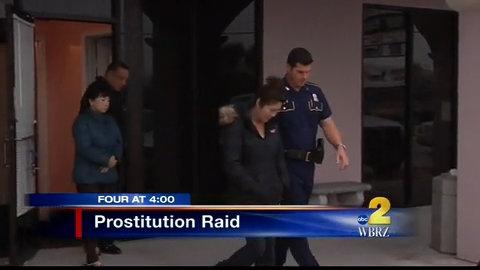 news trafficking human asian massage brothel
