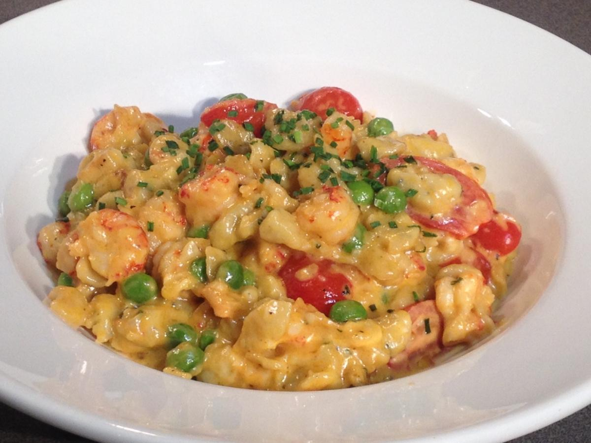 Creamy Crawfish Pasta Recipes — Dishmaps