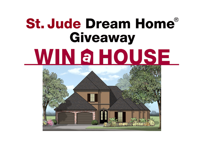 WBRZ Hosts Successful Live St. Jude Dream Home Giveaway