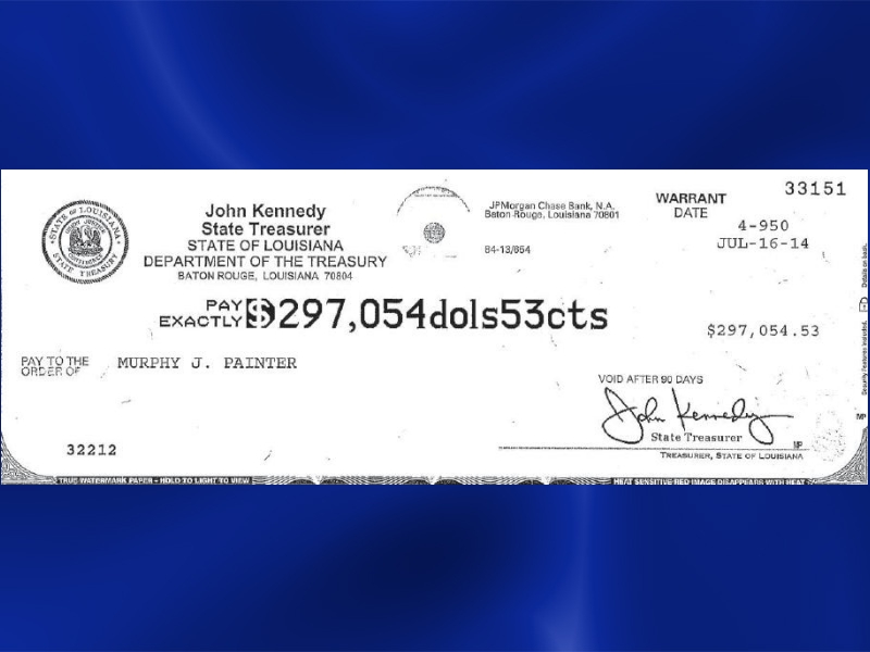 Ex-government worker paid nearly $300k | WBRZ News 2 Louisiana : Baton Rouge, LA |