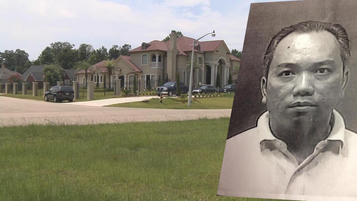 Businessman arrested in mansion, warehouse raid   WBRZ News 2 Louisiana : Baton Rouge, LA  