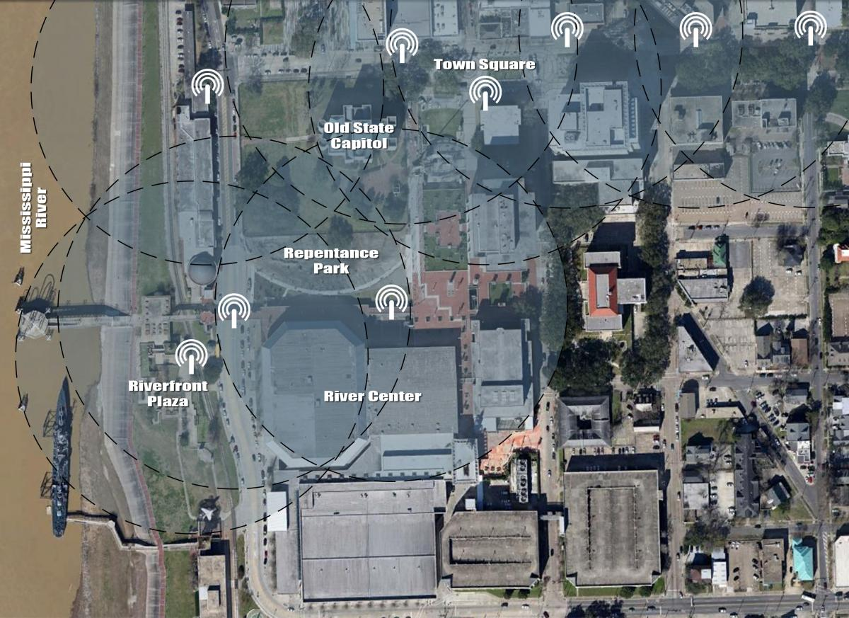 Free wifi in downtown area | WBRZ News 2 Louisiana : Baton Rouge, LA |