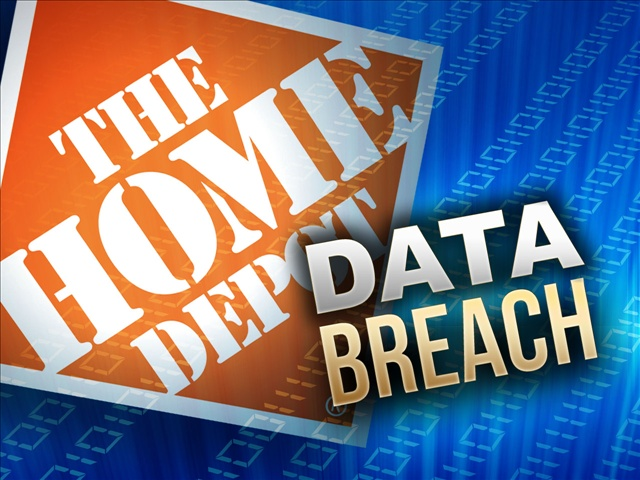 Home Depot – Disclosed Credit Card Information