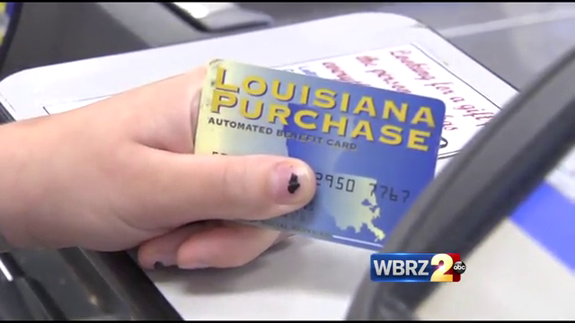 BATON ROUGE Ndash Residents Who Receive SNAP And Lost Their Electronic Benefits Transfer Cards Do To Flooding Can Still Make Purchases Using An EBT Card