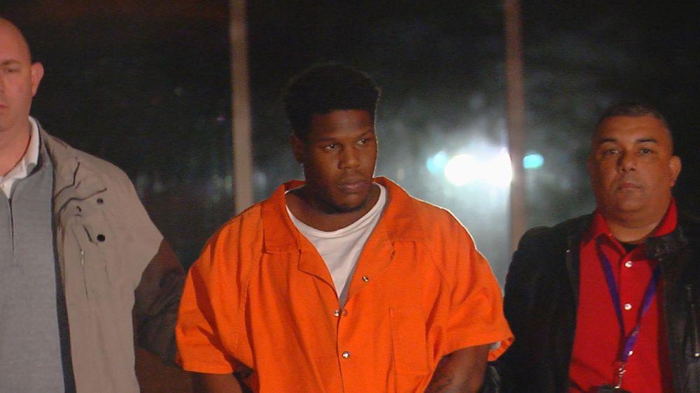 Police make an arrest in a 2015 double murder