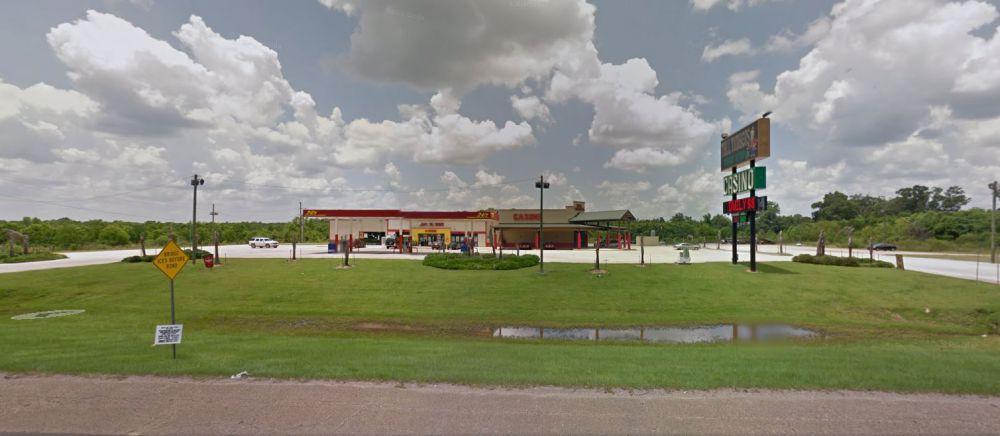 Casino gas station