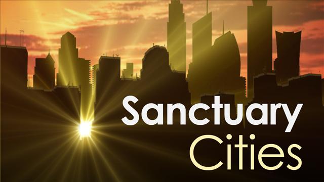 politics sanctuary cities trump judge