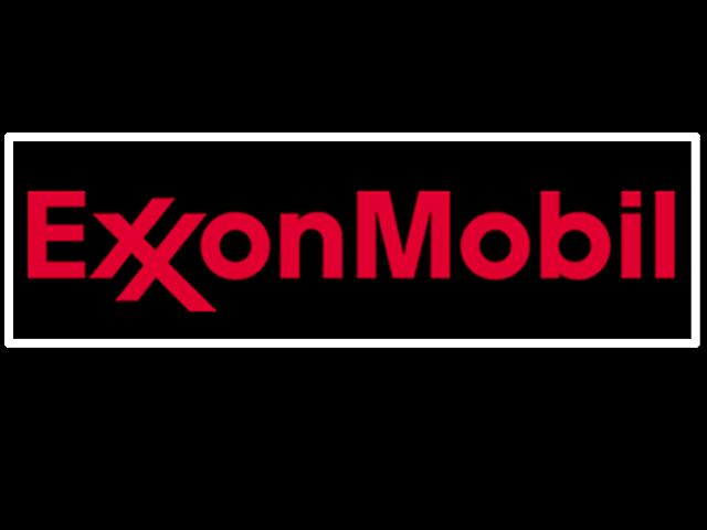 Exxonmobil Logo 2012 At the exxonmobil refinery
