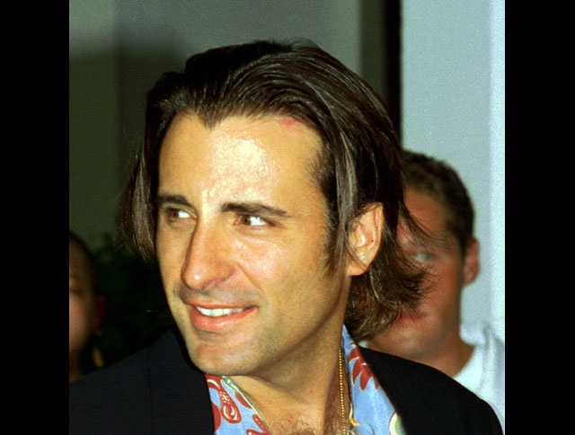 andy garcia height