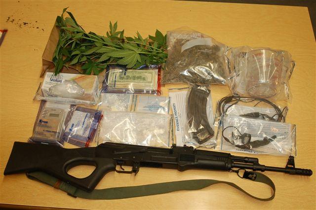 Drugs in St. Mary Parish