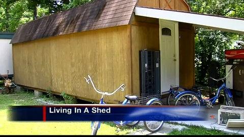 Storage Shed Living Ideas Plans Under 500