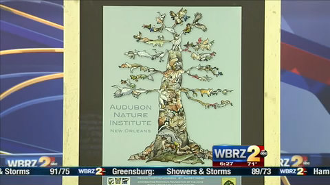 George Rodrigue's legacy lives on in scholarship program | WBRZ News 2 Louisiana : Baton Rouge, LA |