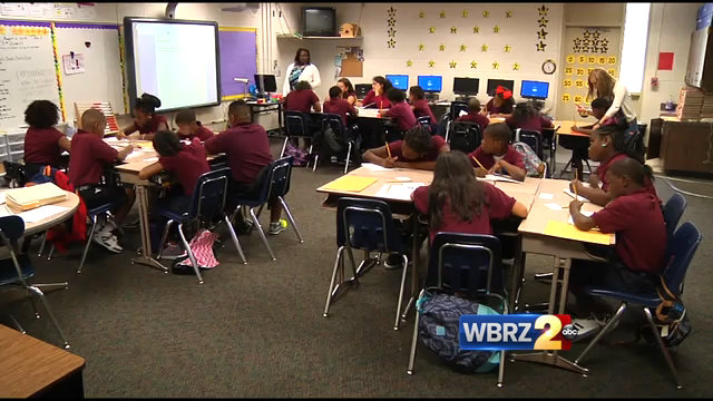 School begins for EBR Parish | WBRZ News 2 Louisiana : Baton Rouge, LA ...
