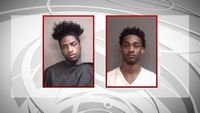 Story image: Two arrested in connection with Sunday burglary