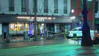 New Orleans police say 10 people shot near French Quarter