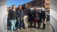 Story image: Columbia community comes together for 38th annual holiday parade