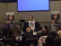 Story image: Luncheon focuses on Missouri's foster care system