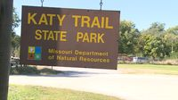 Story image: Katy Trail use down by 30,000 people due to flooding