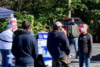 Project Homeless Connect event serves homeless community amid pandemic