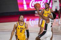 LSU basketball falls flat at Georgia, losses 91-78