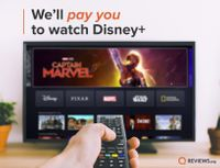 Story image: Get paid $1,000 to watch Disney movies, plus a free year of Disney+