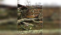 NEW: Tornado CONFIRMED in Wilkinson County on Wednesday evening