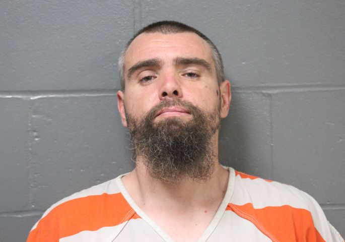Timothy Hall (Photo: Camden County Sheriff's Office)
