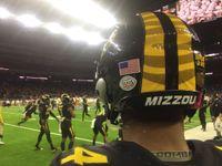 Story image: Mizzou football falls to Longhorns in Texas Bowl