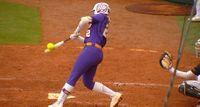 LSU softball explodes for 19-runs in win versus North Dakota