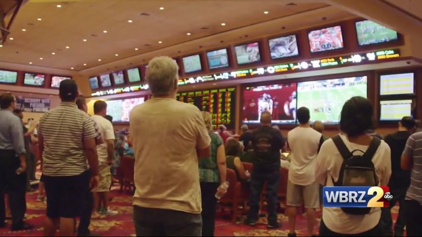 Sports betting louisiana casinos michigan vs notre-dame betting lines