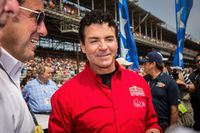 Story image: Papa John's founder resigns as chairman after using N-word on conference call