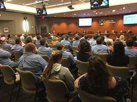 Story image: Columbia City Council votes to raise lineworkers salaries