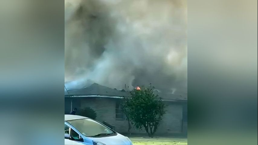 Electric space heater causes residents to be displaced from house in Saturday afternoon fire