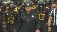 Story image: UPDATE: Mizzou fires head coach Barry Odom