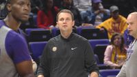 LSU men's basketball falls on the road at VCU