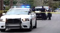 Double shooting reported in neighborhood off Hollywood Street