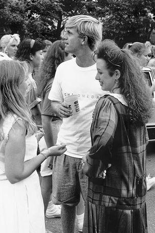 Undergrads, 1989