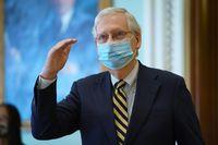 Story image: Senate approves stopgap bill to prevent shutdown ahead of midnight deadline