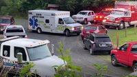 Boy, 7, found dead after group of tubers went over dam in North Carolina