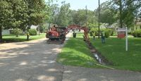 Recent flood victims share drainage concerns ahead of wet week