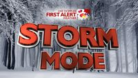 Story image: UPDATE: Winter Storm ends Monday night