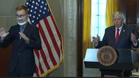 Governor Parson to visit Columbia, talk crime Thursday