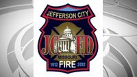 Jefferson City fire displaced five people Friday night