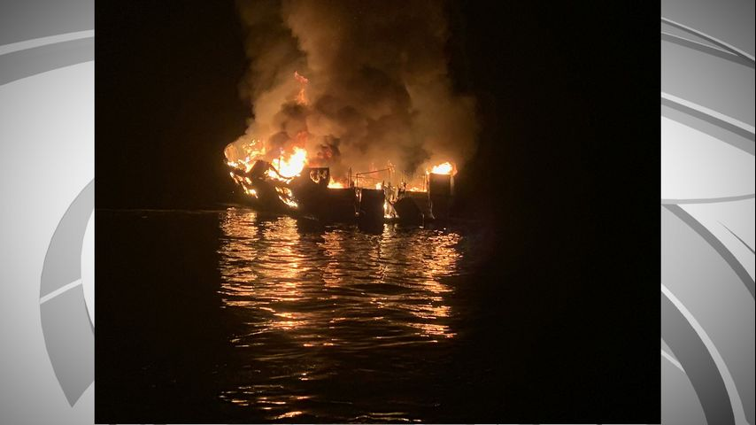 33 bodies have been found from California boat fire, 1 missing