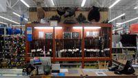 Story image: Police: Men with guns in Missouri Walmart broke no laws